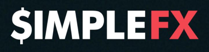 SimpleFX - Parhaat Krypto Pörssit