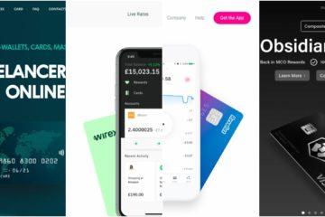 Parhaat Toimivat Bitcoin Prepaid Maksu Kortit